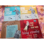 Vinil 10 Bing Crosby Lote Com 4 Discos Raros Frete Grátis