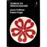 Livro Teorias Da Personalidade James Fadiman