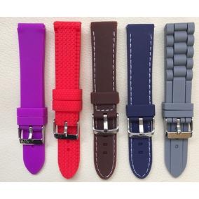 Extensible, Correa Reloj Caucho 20mm Caucho Mod. Eslabones