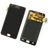 Display Lcd + Tela Touch Samsung Preto Galaxy S2 I9100