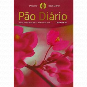 Livro - Pão Diário Ed Feminina