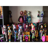 21 Muñecas Monster High C/u