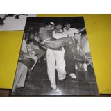 Concurso Foto Fotografia Boxeo El Deporte Boxeador Ring
