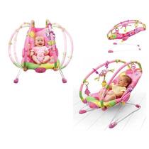 Cadeirinha Tiny Princess Gymini Bouncer D166 - Tiny Love