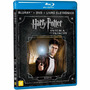 Blu-ray + Dvd Harry Potter E O Enigma Do Príncipe