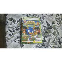 Sega Superstar Tênis E Xbox Live Arcade Vol1 Xbox 360