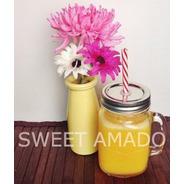 1 Copo Pote Jarra Caneca Ball Mason Jar Da Sweet Amado