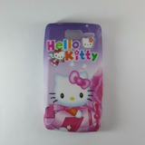 Capinha Hello Kitty Motorola Razr D1 Xt918