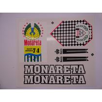 Adesivos Monark Monareta Águia Imperial 74 Frete Grátis