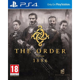 The Order 1886 Juego Ps4 Playstation 4 Oferta