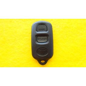 Carcasa Control Remoto Toyota Celica, Echo 2 Botones + Panic