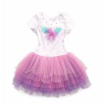 Vestido Niña Importado 2 A 3 Años