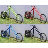 Projeto Bicicleta E Moto Chopper, Envio Gratis Email