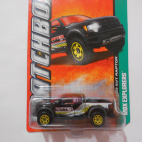 Fermar4020 Ford F-150 Svt Raptor M-108 Matchbox 1:64