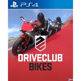 Driveclub Bikes Standalone Juego Ps Playstation 4 Stock Fijo