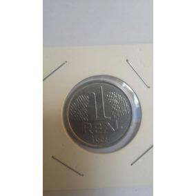 Moeda De 1 Real Rara De 1994 - R$ 30,00 Sob-fc