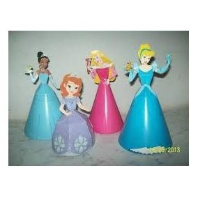 Kit Imprimible De Princesas Y De Los Castillos
