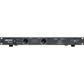 Amplificador De Potência Wattsom W Power 750 Ciclotron