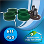 Kit 450 Inyectores Motos Alta Cilindrada Kawasaki Mule Viton