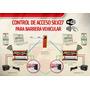 Control De Acceso Para Portones Automaticos Y Barrera
