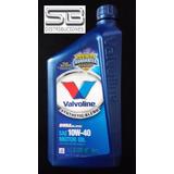 Aceite Valvoline 10 W 40 Durablend Semi Sintetico X 1 Qt