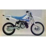 Libro De Taller Yamaha Wr200 1980-2000 Envio Gratis