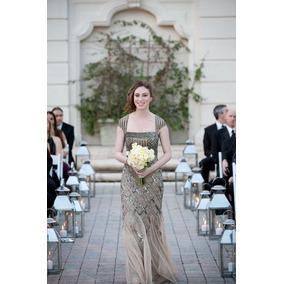 Vestido De Novia/boda/fiesta Graduación Rosa Clara