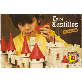 Exin Castillos Coleccion 25instructivos Completos Originales