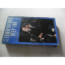Vhs Pete Townshend Live Made In Usa Importado