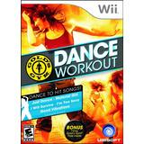 Wii - Entrenamiento De Baile De Gimnasio De Oro