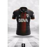 Camiseta De River Nueva Adidas Ultima 2017