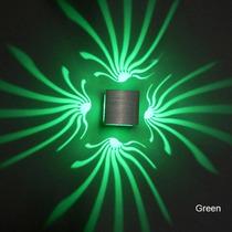 Luminária De Parede 3d Led 3w