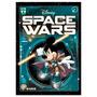 Hq Disney Space Wars Revista Nova Editora Abril