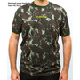 Camiseta Camuflada Tecido Dry - Envio Imediato