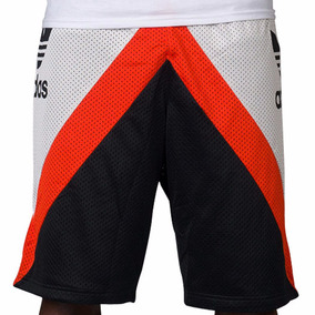 Short Originals Basquetbol Bball Hombre adidas Aj7880
