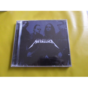 Cd Metallica / The Best Of Metallica / Novo