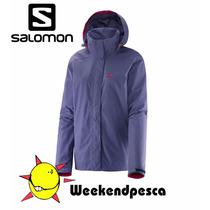 Campera Salomon Elemental Mujer-371378-weekendpesca-quilmes