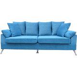 Sillón Sofa De Tres Cuerpos Cuerpos Chenill Premium. 1,95