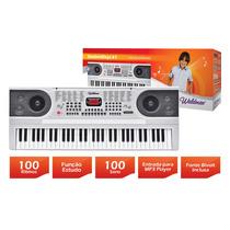 Teclado Musical Stk-61 - Waldman Mania Virtual