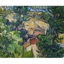 Lienzo Tela Entrada De Una Cantera 1889 Vincent Van Gogh