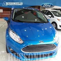 Ford Fiesta Kinetic Titanium 5ptas Manual - Mejor Contado