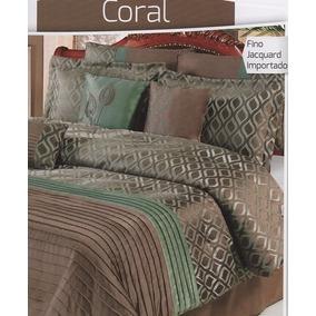 Edredon Coral Mat Regina