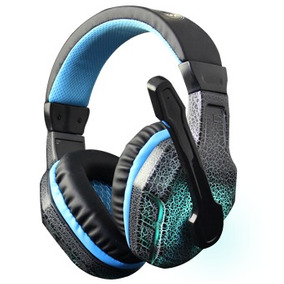 Auricular Pc Eurocase Headset Led Gamer Hd Tienda Oficial