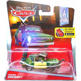 Disney Cars Carros - Stefan Gremsky