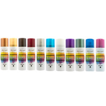 Esmalte Spray Ellen Gold 70ml 40g C/ Essência