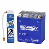 Bateria Kasinski Flash 150 Gel Brandy By-gtx7l + Reparador