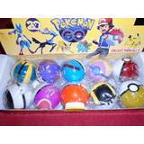Pokebolas + 1 Pokemon De Regalo ( 10 Modelos A $3000 C/u )
