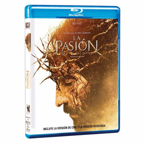 La Pasion De Cristo Mel Gibson Pelicula En Blu-ray