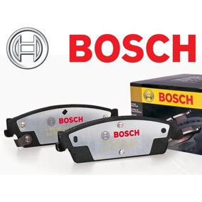 Toyota Corolla Pastilhas Diant / Tras Freio Bosch Ceramica