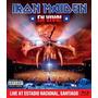 Bluray: Iron Maiden En Vivo Chile **encargo**